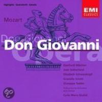 Mozart: Don Giovanni Highlights | Giulini, Wachter, et al