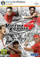 Virtua Tennis 4 (dvdRom)