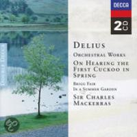 Delius: Orchestral Works | Mackerras, Welsh National Opera