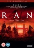 Ran (Digitally Restored) [DVD] [2016] (English subtitled)