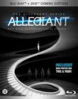 Divergent Series  Allegiant (Bluray + DVD)