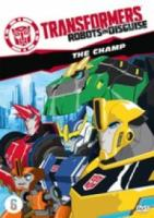 Transformers Robots In Disguise  V
