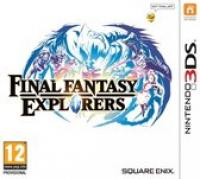 Final Fantasy  Explorers |3DS