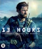 13 Hours: Secret Soldiers Of Benghazi (Bluray)
