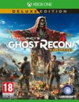 Ghost Recon: Wildlands  Deluxe Edition  Xbox One