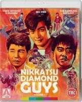 Nikkatsu Diamond Guys Vol 1 [Dual Format BluRay + DVD] (English subtitled)