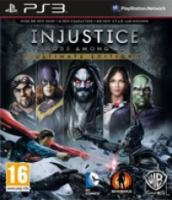 Injustice: Gods Among Us  Ultimate Edition |PS3