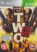 Army of Two: The 40th Day (Classics) |X360