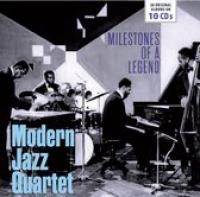 Modern Jazz Quartet: 20 Original Albums  Mileston