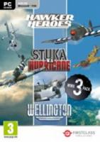WW2 Flight Collection  Hawker Heroes | Stuka vs Hurricane | Wellington  PC
