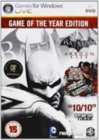 Batman: Arkham City  Game of the Year Edition (BBFC) |PC