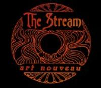 The Stream  Art Nouveau