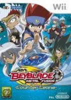 Beyblade Metal Fushion (Incl. Counter Leone D125B Beyblade)