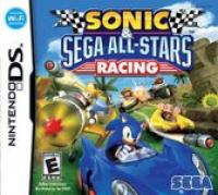SEGA Sonic & AllStars Racing, Nintendo DS