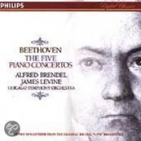 Beethoven: The Five Piano Concertos | Brendel, Levine
