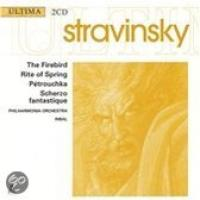 Stravinsky: The Firebird, Rite of Spring, etc | Inbal