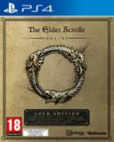 The Elder Scrolls Online Tamriel Unlimited  Gold Edition PS4