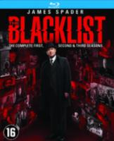 BLACKLIST, THE  SEASON 1|2|3
