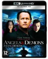 Angels and Demons (4K Ultra HD Bluray)