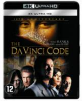 The Da Vinci Code (4K Ultra HD Bluray)
