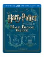 Harry Potter and the HalfBlood Prince (Bluray Steelbook)