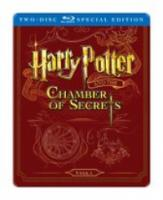 Harry Potter and the Chamber of Secrets (Bluray Steelbook)