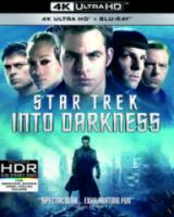 Star Trek Into Darkness (4K Ultra HD Bluray)
