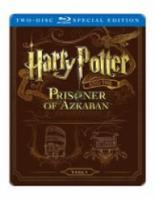 Harry Potter and the Prisoner of Azkaban (Bluray Steelbook)
