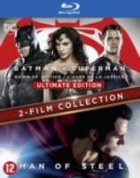 Batman V Superman + Man of Steel (3D Bluray)