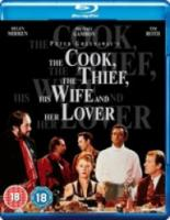 The Cook, The Thief, His Wife and Her Lover [Bluray] (import)