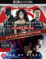 Batman V Superman + Man Of Steel (4K Ultra HD Bluray)