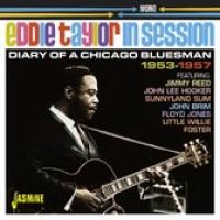 Eddie Taylor In Session. Diary Of A