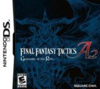 Final Fantasy Tactics A2: Grimoire of the Rift (#) |NDS