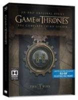 Game Of Thrones Seizoen 3 Limited Edition