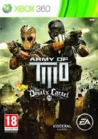 Army of Two: The Devil's Cartel OVERKILL EDITION (Eng|Arab|Greek) |X360