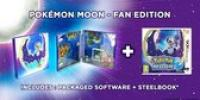 Pokemon Moon Steelcase Edition  2DS + 3DS