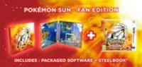 Pokemon Sun Steelcase Edition  2DS + 3DS