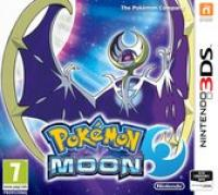 3DS POKEMON MOON HOL