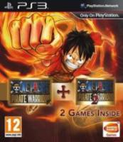 One Piece: Pirate Warriors & One Piece: Pirate Warriors 2 (Double Pack) |PS3