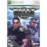 BLITZ: THE LEAGUE  XBOX360