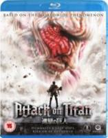 Attack on Titan: The Movie  Part 1 [Bluray] (import)