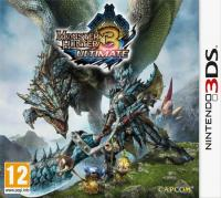 Monster Hunter 3 Ultimate  2DS + 3DS