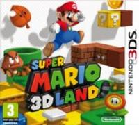Super Mario: 3D Land  2DS + 3DS