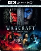 Warcraft: The Beginning (4K Ultra HD Bluray)