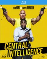 Central Intelligence (Bluray)