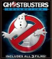 GHOSTBUSTERS 1|2|3 (2016) (UV) (3 PACK)