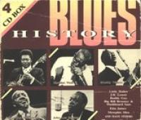 Blues History (4 CD Box)