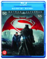 Batman v Superman: Dawn Of Justice (2D + 3Dbluray)