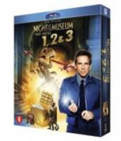 Night At The Museum Boxset 13 (Bluray)