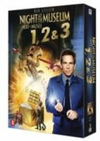 Night At The Museum Boxset 13